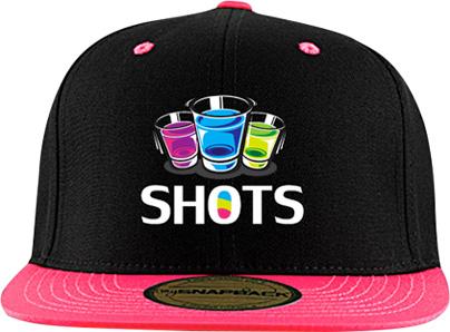Shots Cap